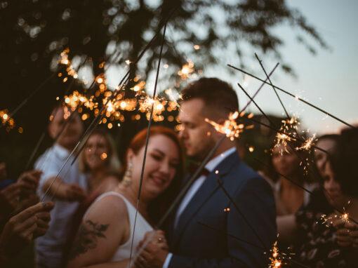 Svatba jako malovaná
